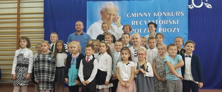 Pierwsze sukcesy naszych najmłodszych uczniów...!!!